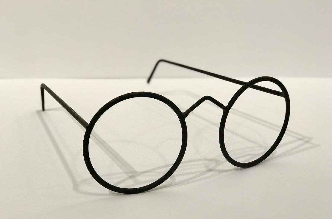 Oversize Eyeglass Sign/whimsey, Mid 20th Century