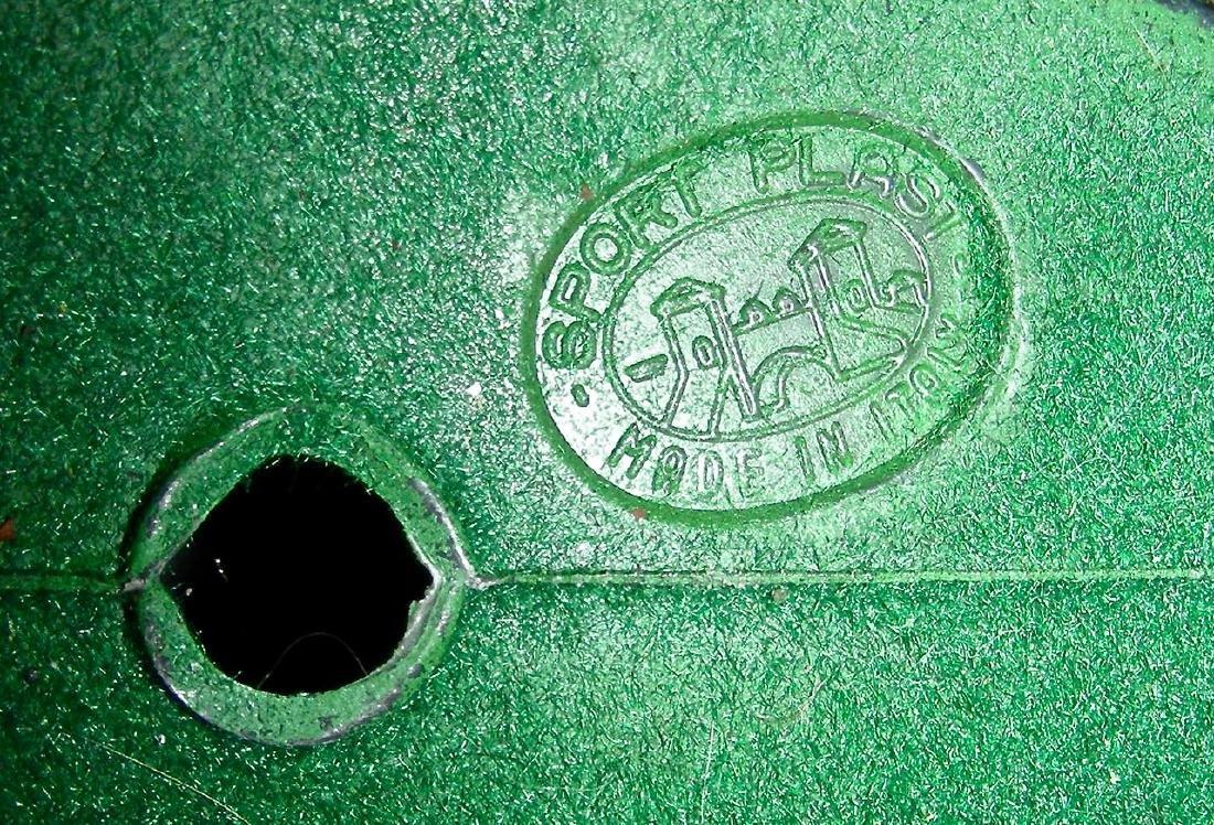 """2 """"Sport Plast"""" Salesman's Sampler Wood Duck Decoys - 8"""