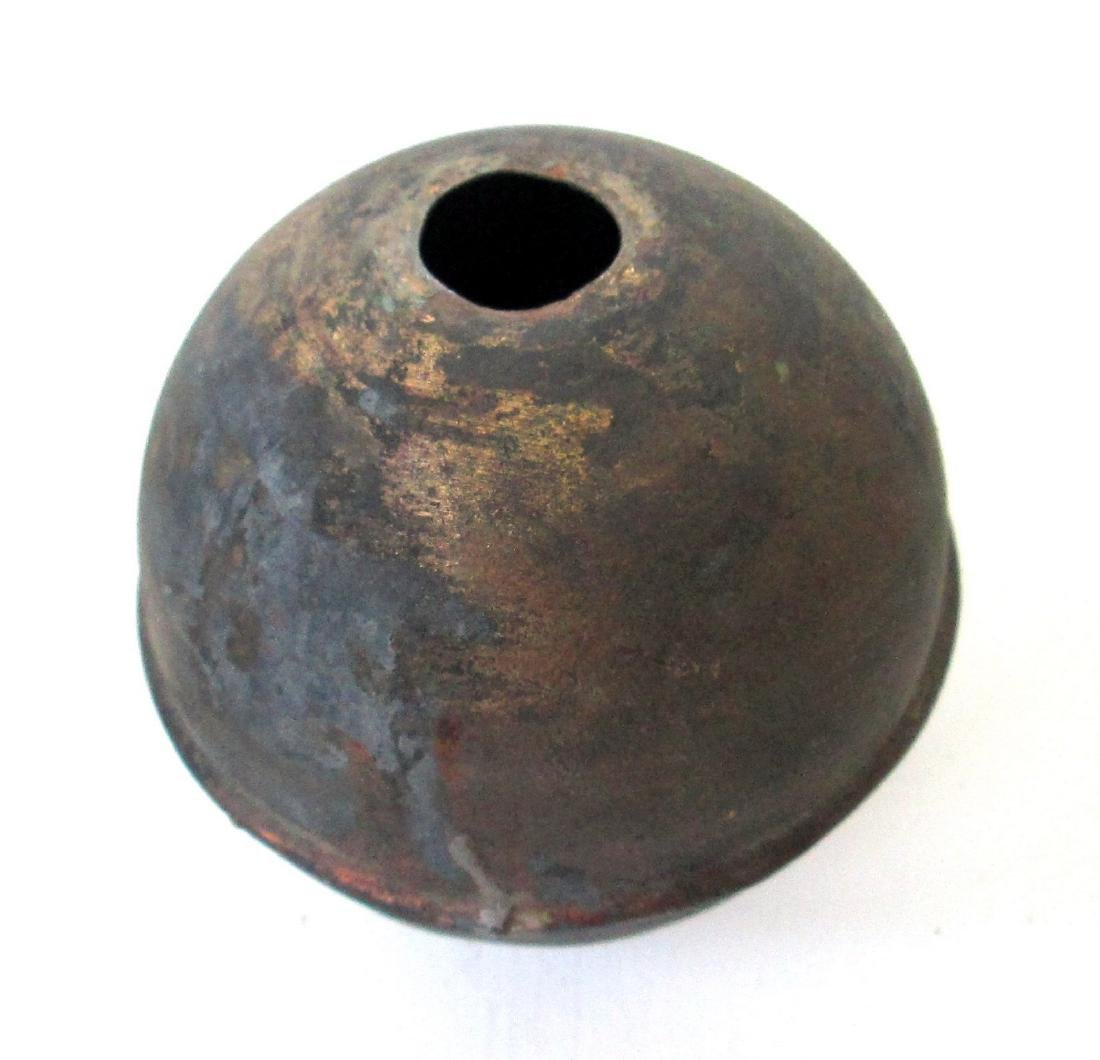 Vintage Painted Weathervane Ball - 4