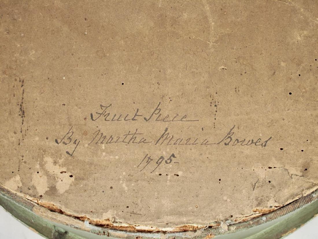 American Feltwork Shadow Box, First Half 19th Century - 3