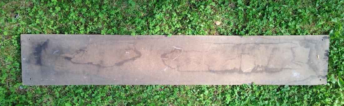 Hand Painted on Masonite Strawberries Garden Stand Sign - 5