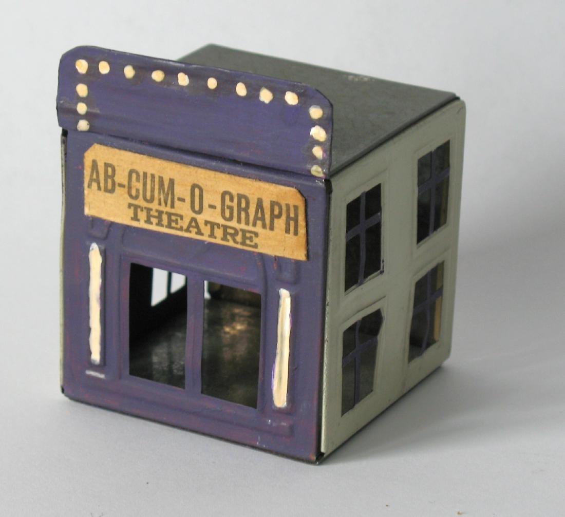 Fun Vintage Tin Building