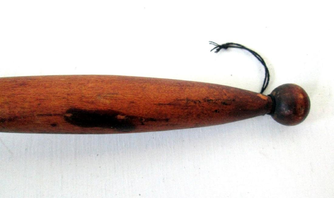 Mid 19th Century Coconut Shell Dipper - 4