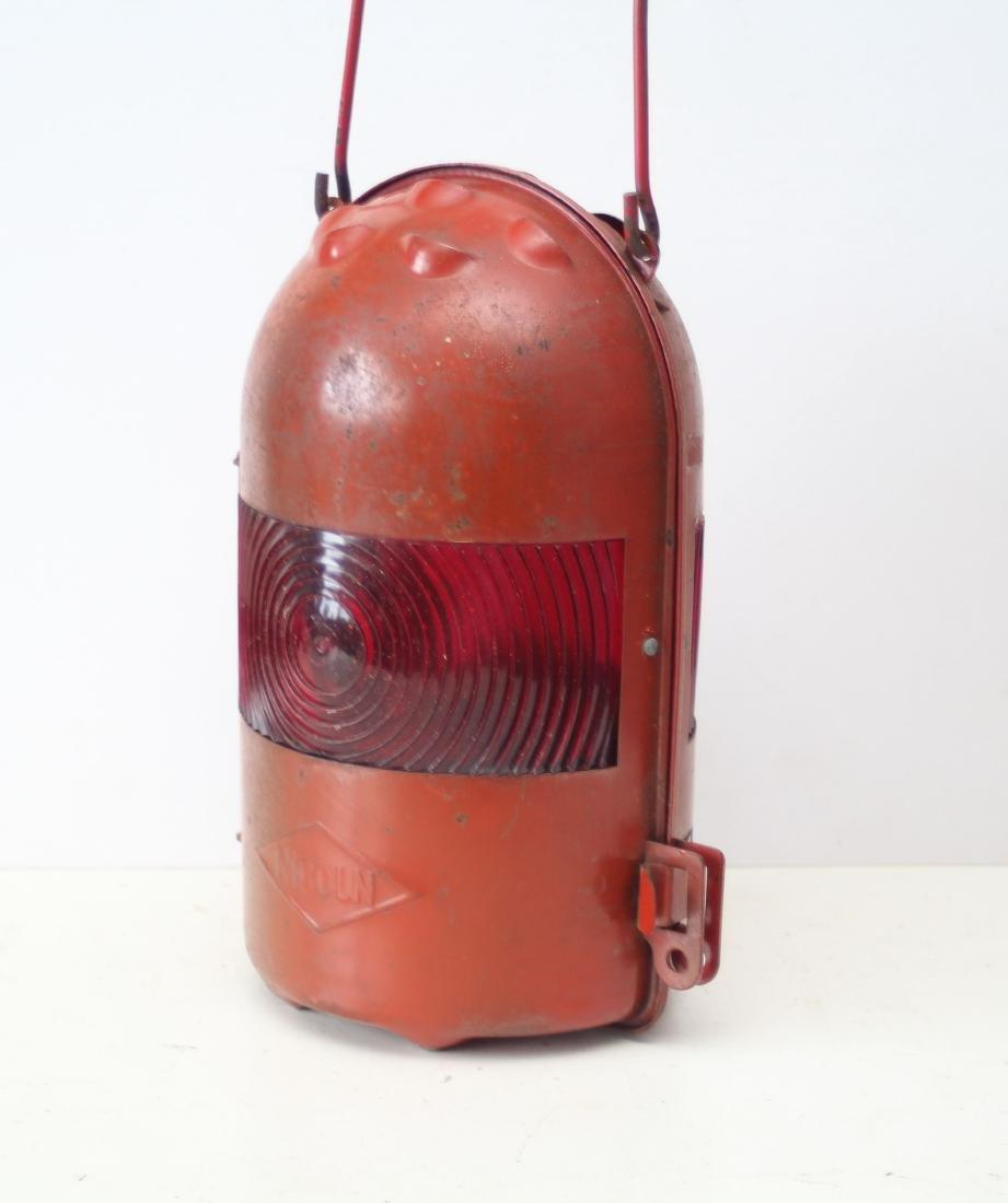 Flashing Nicoln Kero. warning lamp - 5