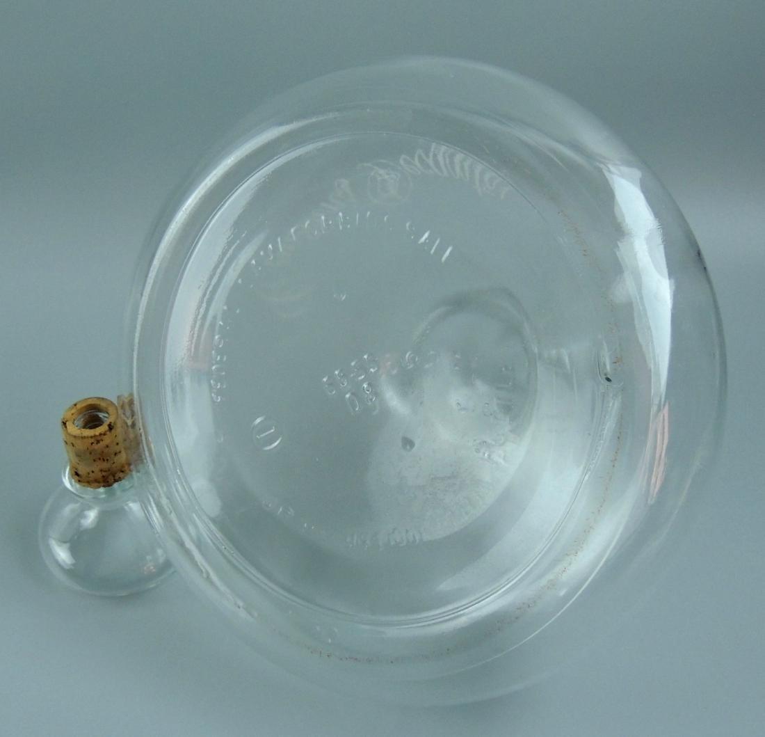 Vintage Glass Captain's Decanter - 2