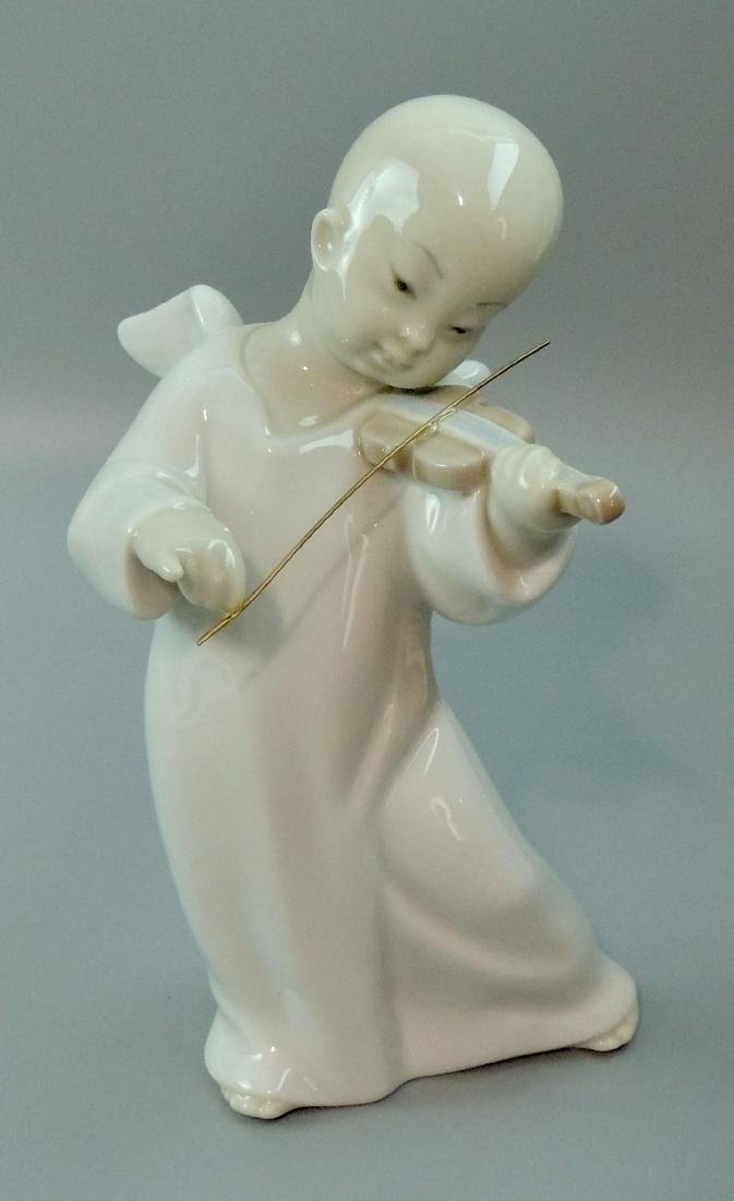"Llado Porcelain ""Chinese Angel"" #4536, Retired"