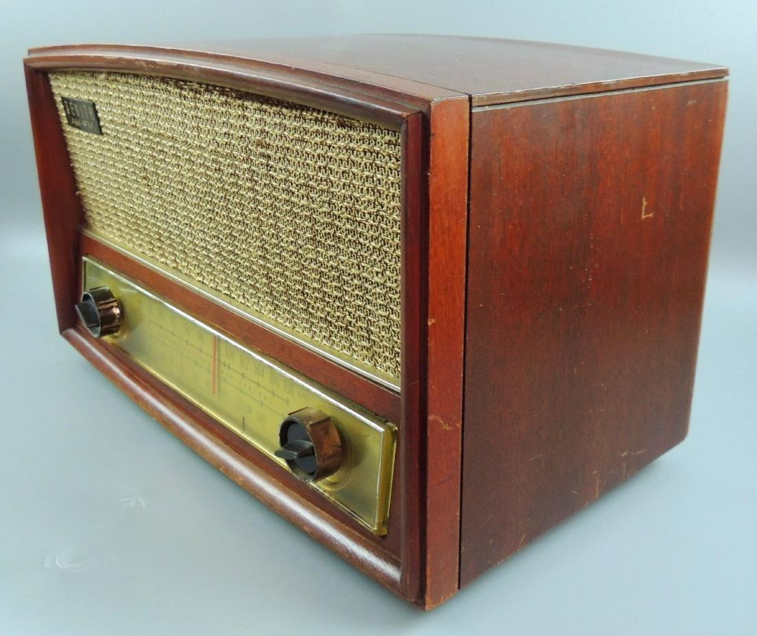 Zenith Long Distance AM/FM Tube Radio, M- G730, 1950's - 2
