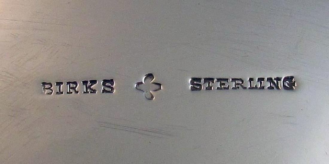 Birks Sterling Silver Tea Service - 2
