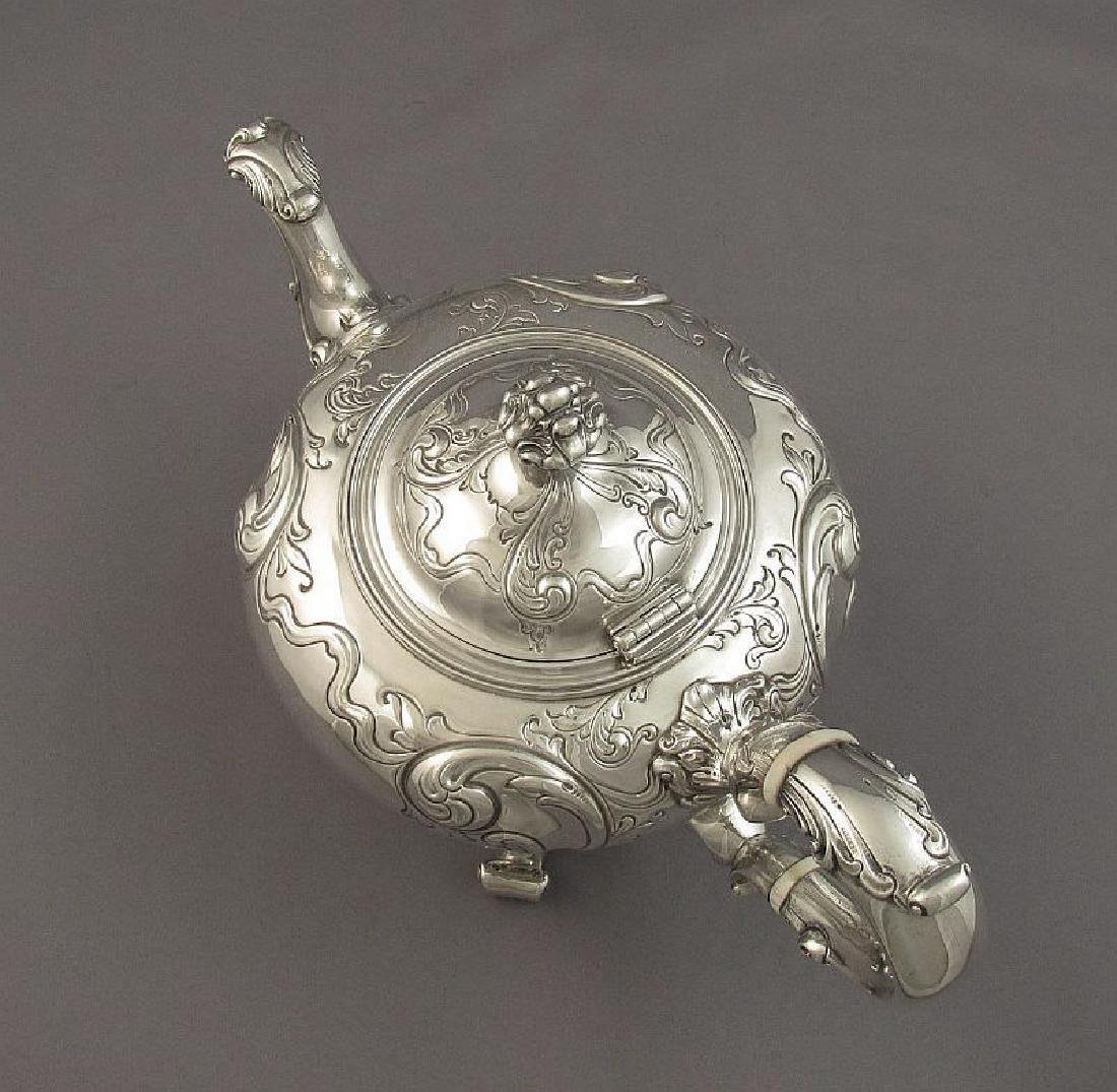 Birks Sterling Silver Tea Service - 4
