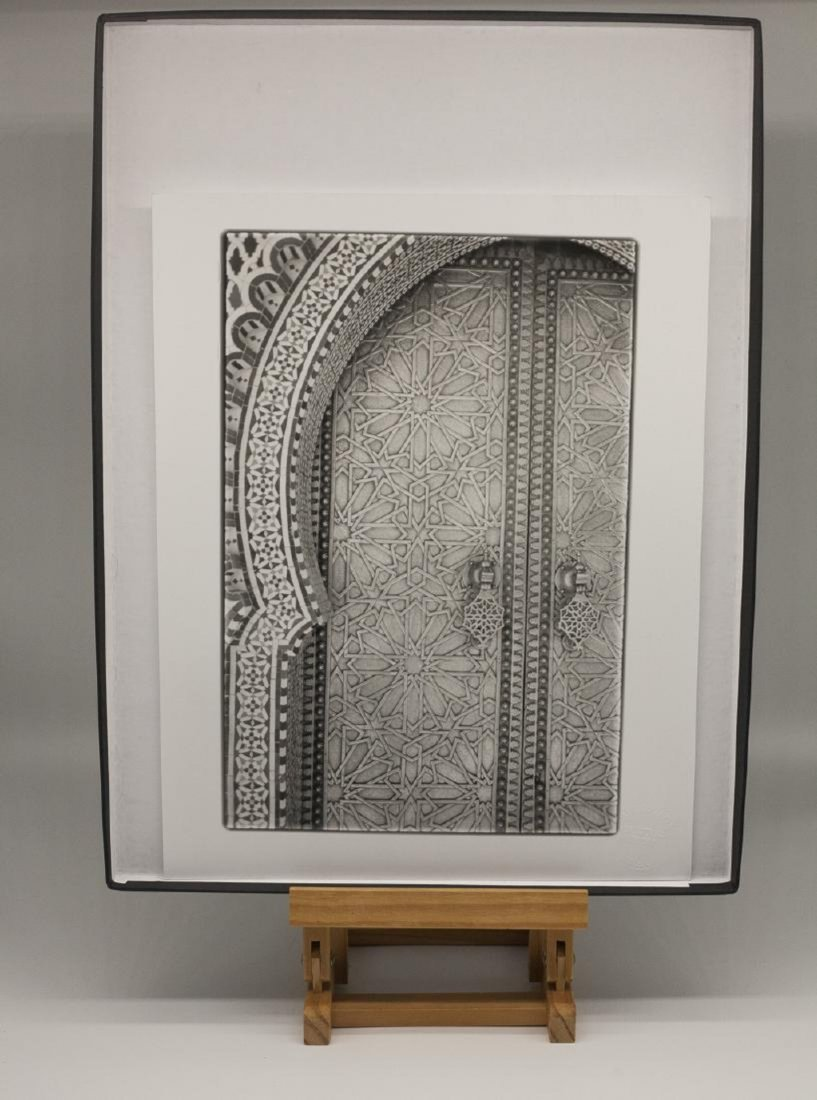 Paul Cooklin (1971-) AP 1/5 - 'Ornate Doors, The Royal