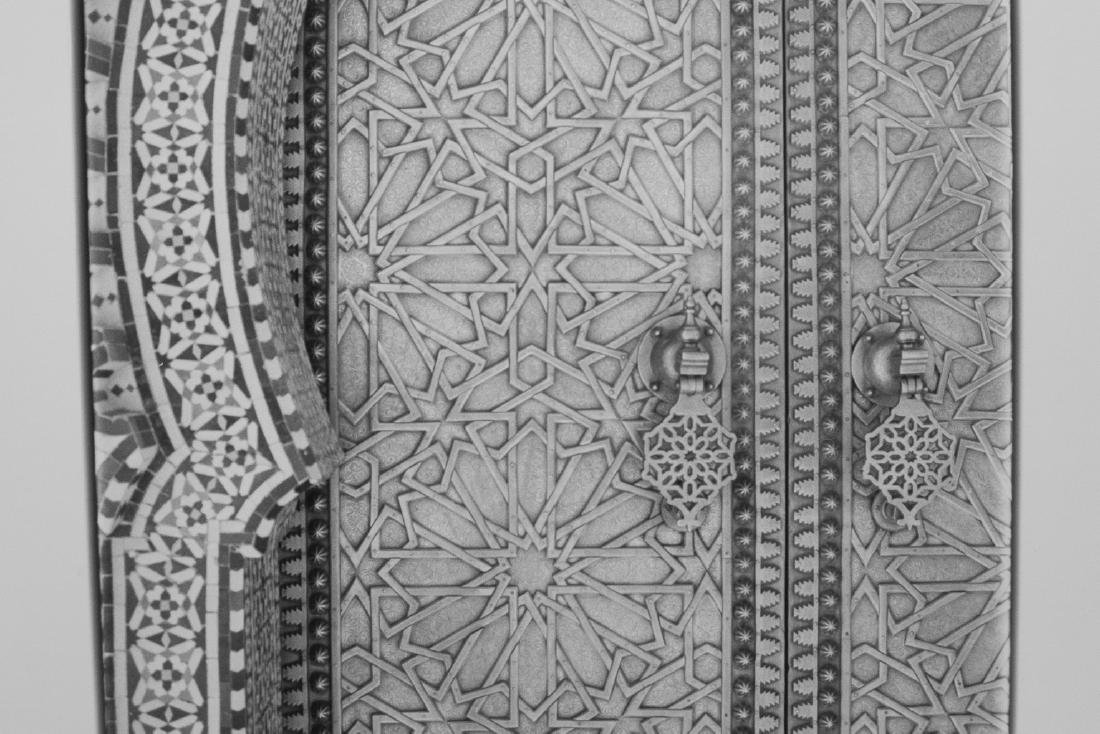 Paul Cooklin (1971-) AP 1/5 - 'Ornate Doors, The Royal - 3