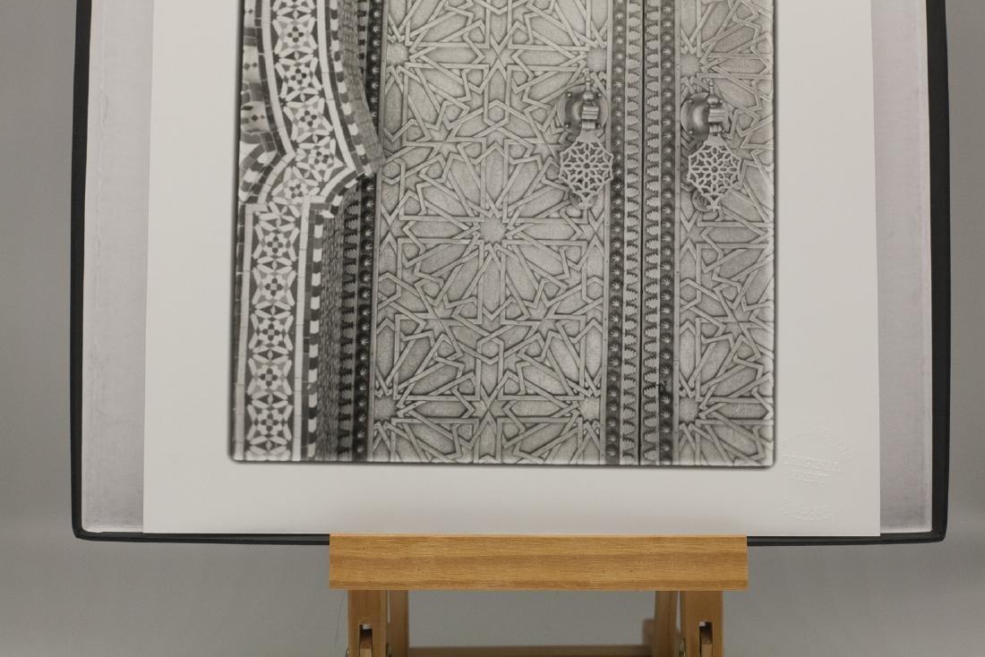 Paul Cooklin (1971-) AP 1/5 - 'Ornate Doors, The Royal - 5
