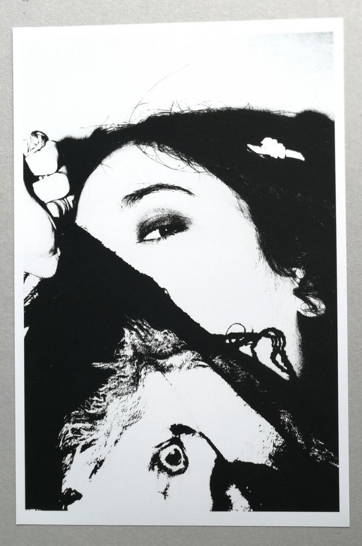 5x Asia Argento, 2005 - Federico Pacini