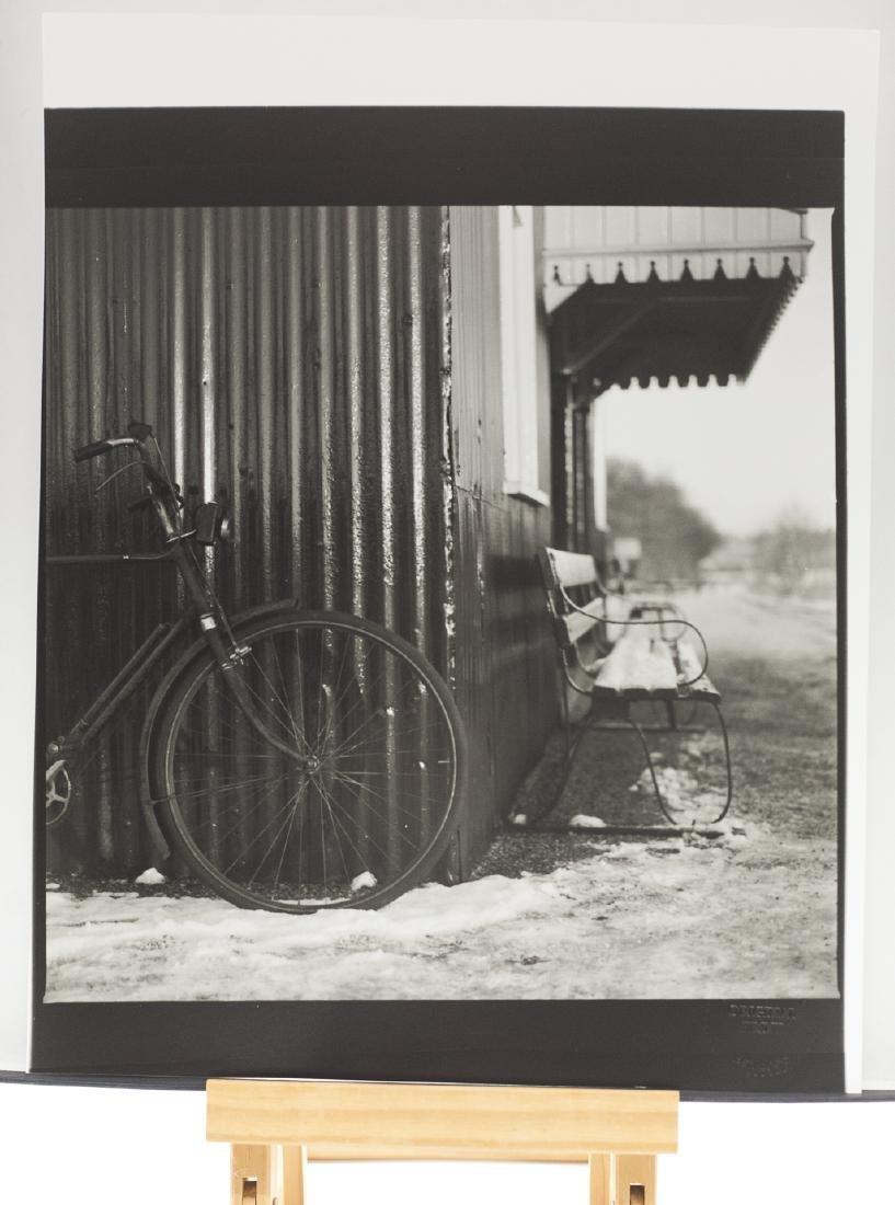 Paul Cooklin (1971- ) AP 1/5 - 'Vintage Bicycle,