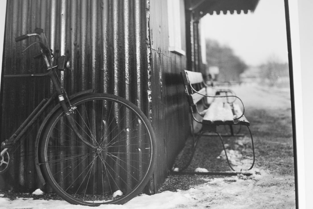 Paul Cooklin (1971- ) AP 1/5 - 'Vintage Bicycle, - 4