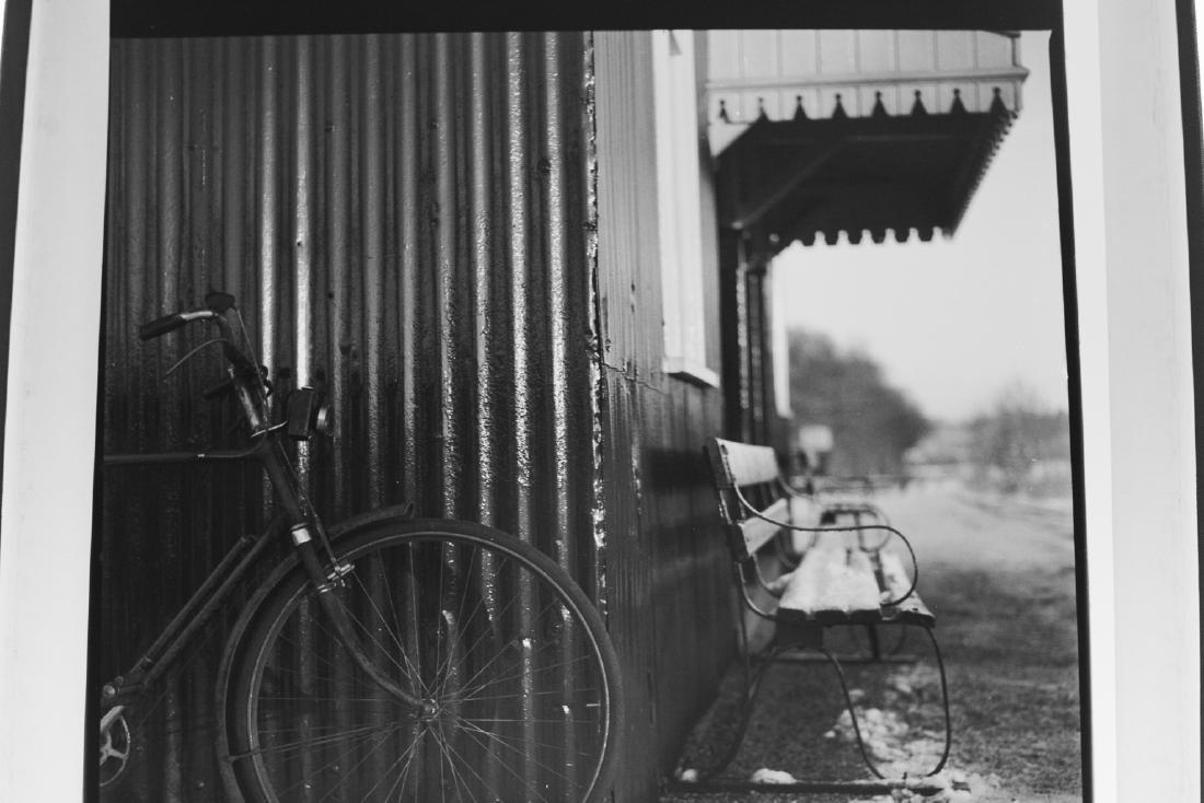 Paul Cooklin (1971- ) AP 1/5 - 'Vintage Bicycle, - 5