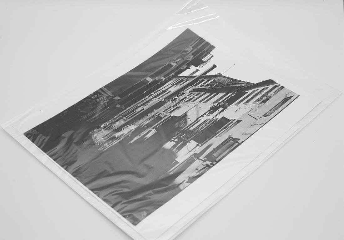 Paul Cooklin (1971-) AP 2/5 'Shadowed Architecture, - 10
