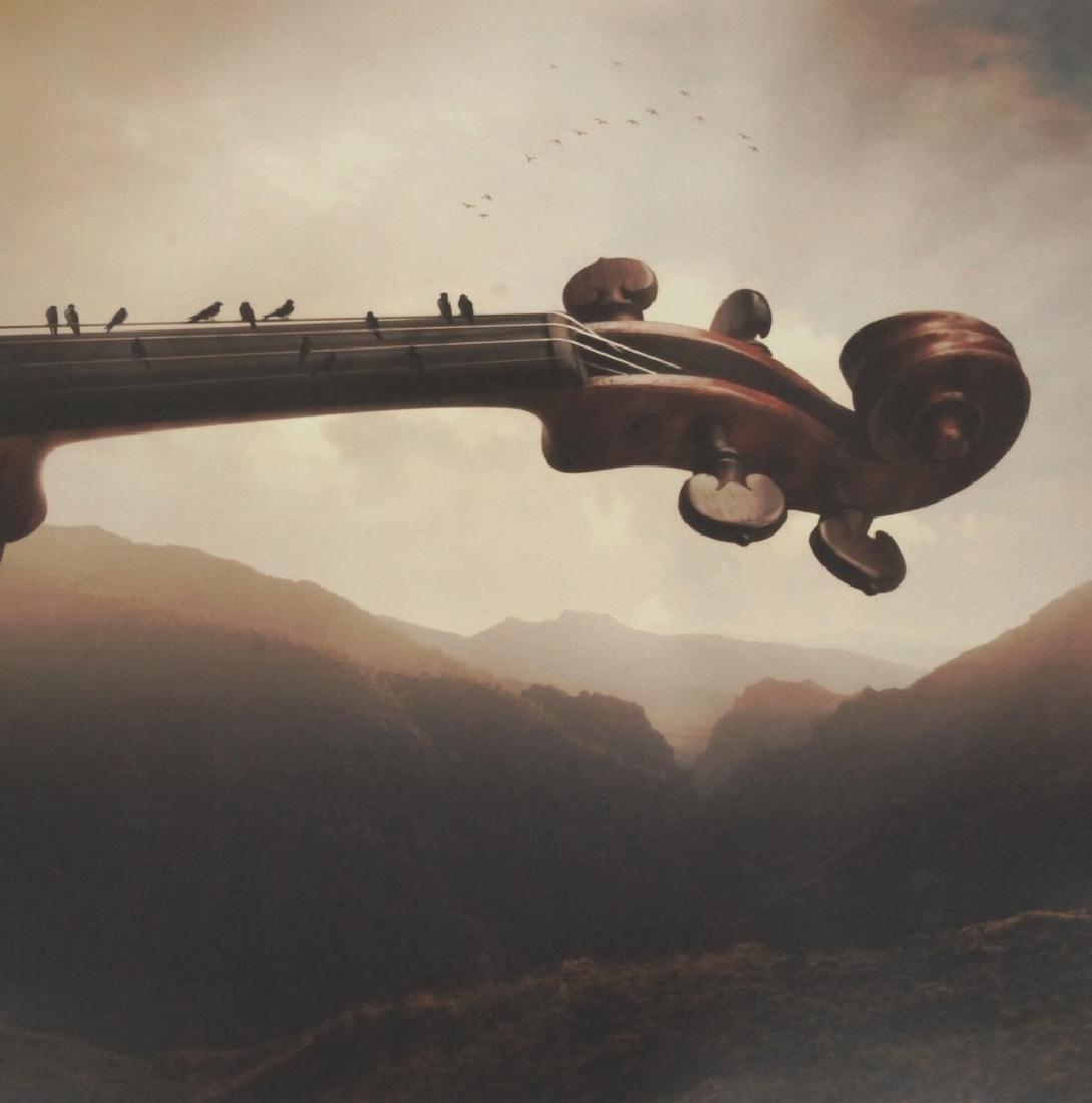 Sarolta Bán Print Concerto Pastorale - 10