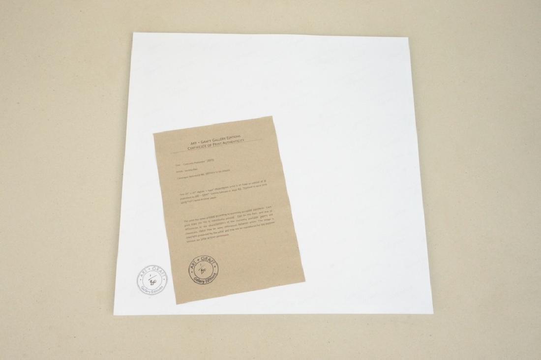 Sarolta Bán Print Concerto Pastorale - 2