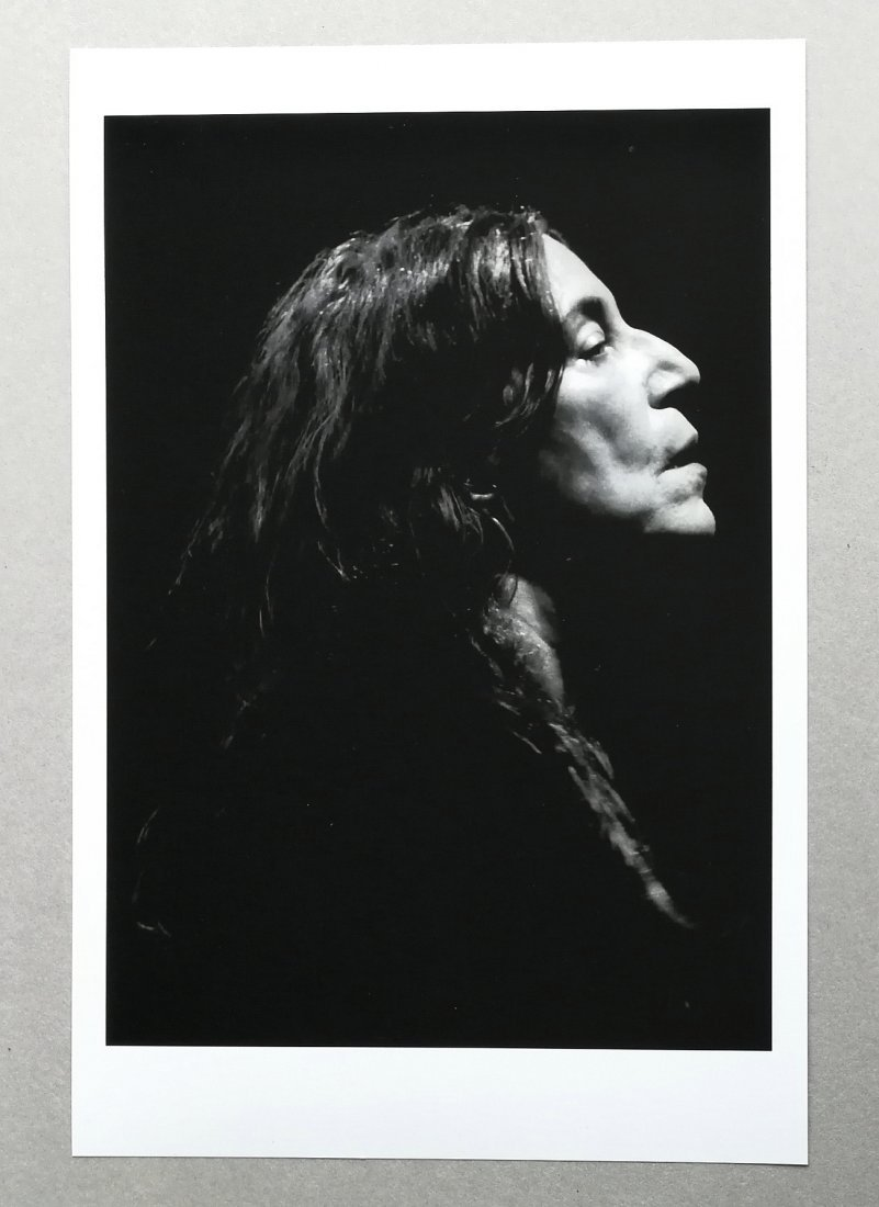 3x Patti Smith, 2012 - Federico Pacini