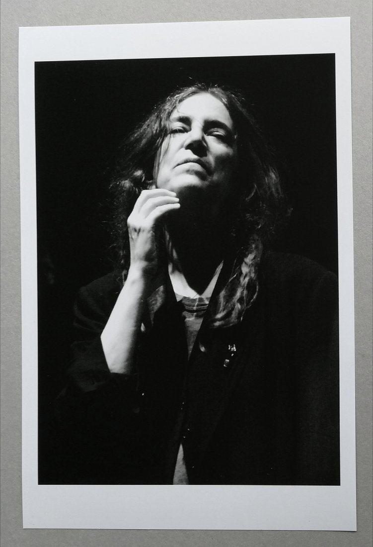 3x Patti Smith, 2012 - Federico Pacini - 2