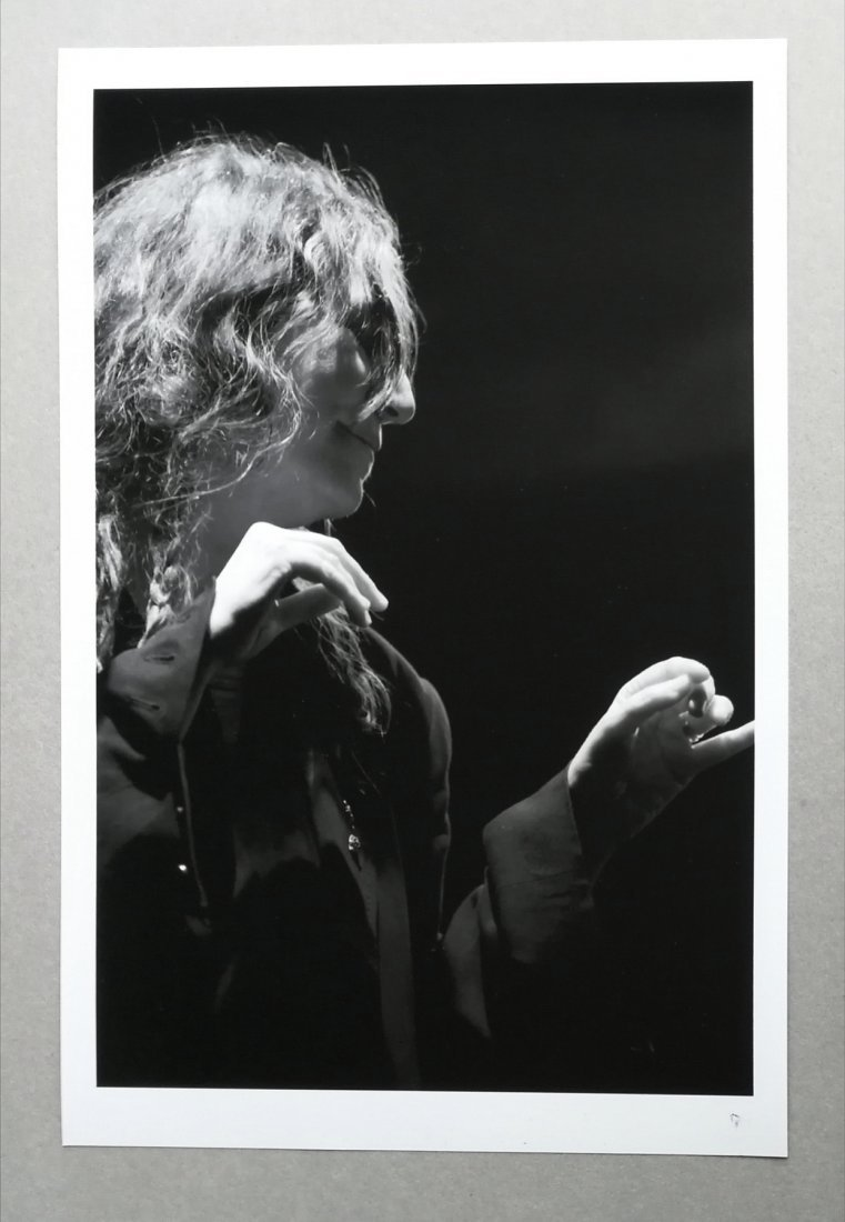 3x Patti Smith, 2012 - Federico Pacini - 3