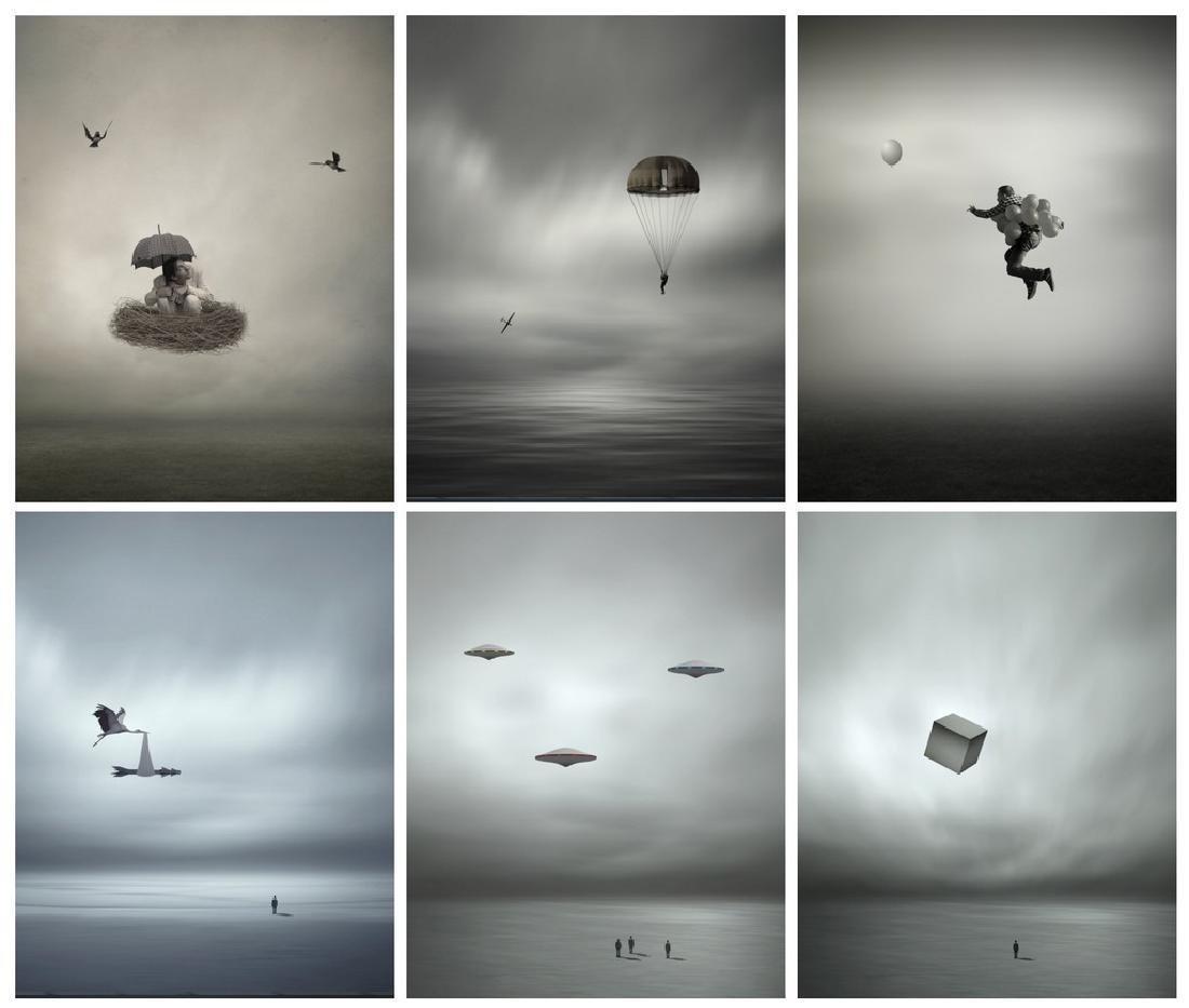 Philip Mckay Print Airborne Folio