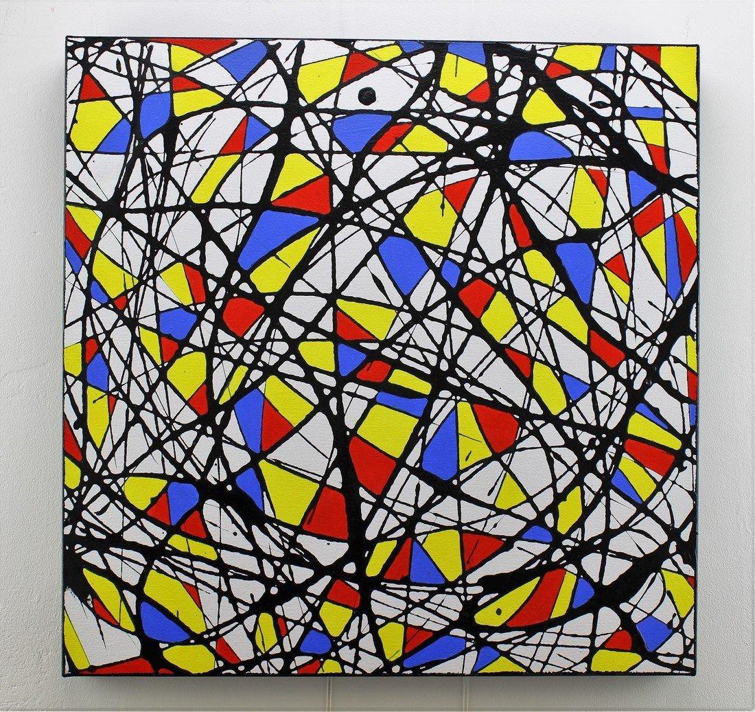 Alessandro Butera Painting New Stile