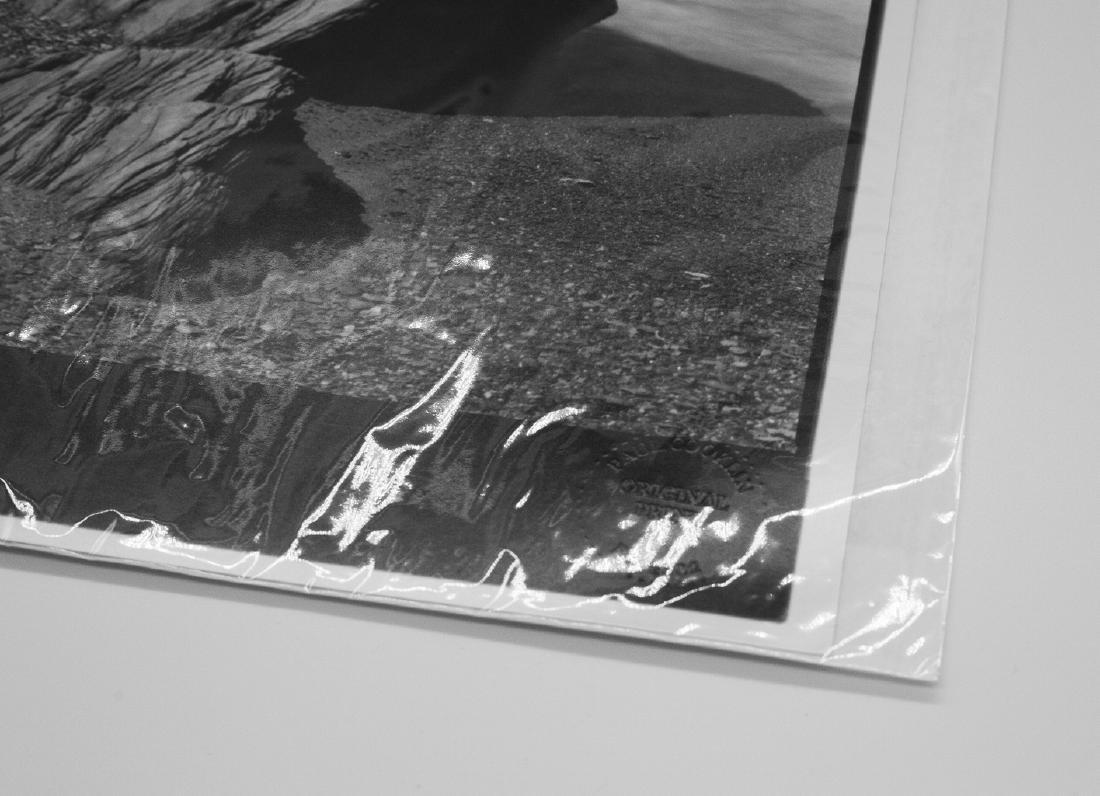 Paul Cooklin (1971- ) AP 3/5 - 'Rocks, Hele Bay, North - 10