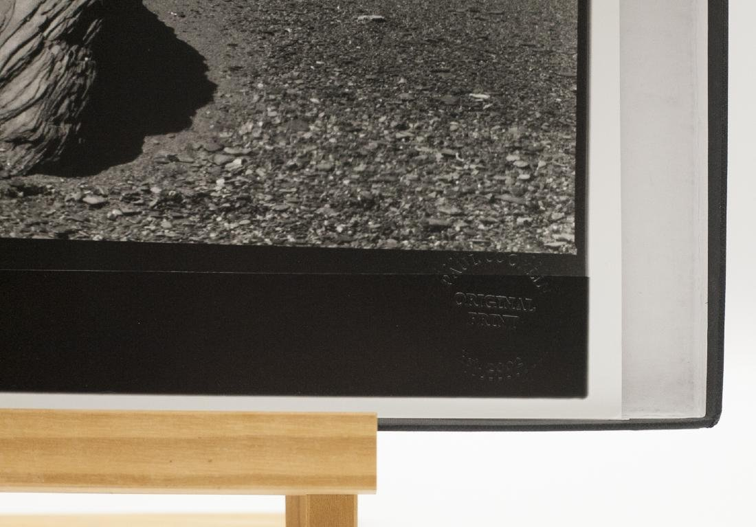Paul Cooklin (1971- ) AP 3/5 - 'Rocks, Hele Bay, North - 3