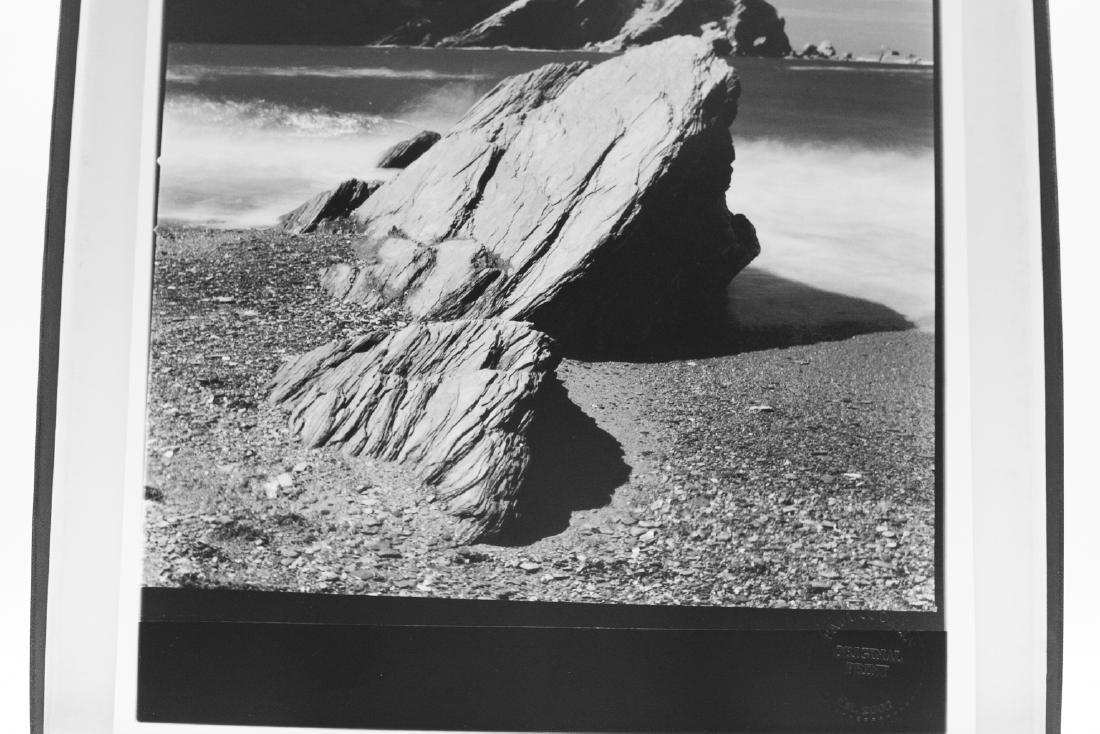 Paul Cooklin (1971- ) AP 3/5 - 'Rocks, Hele Bay, North - 5