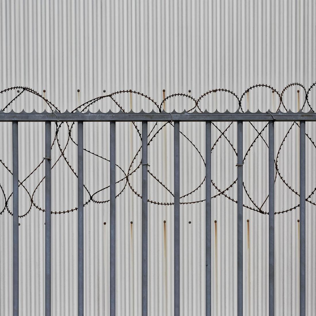 Chris Fraikin Photograph No Entrance II