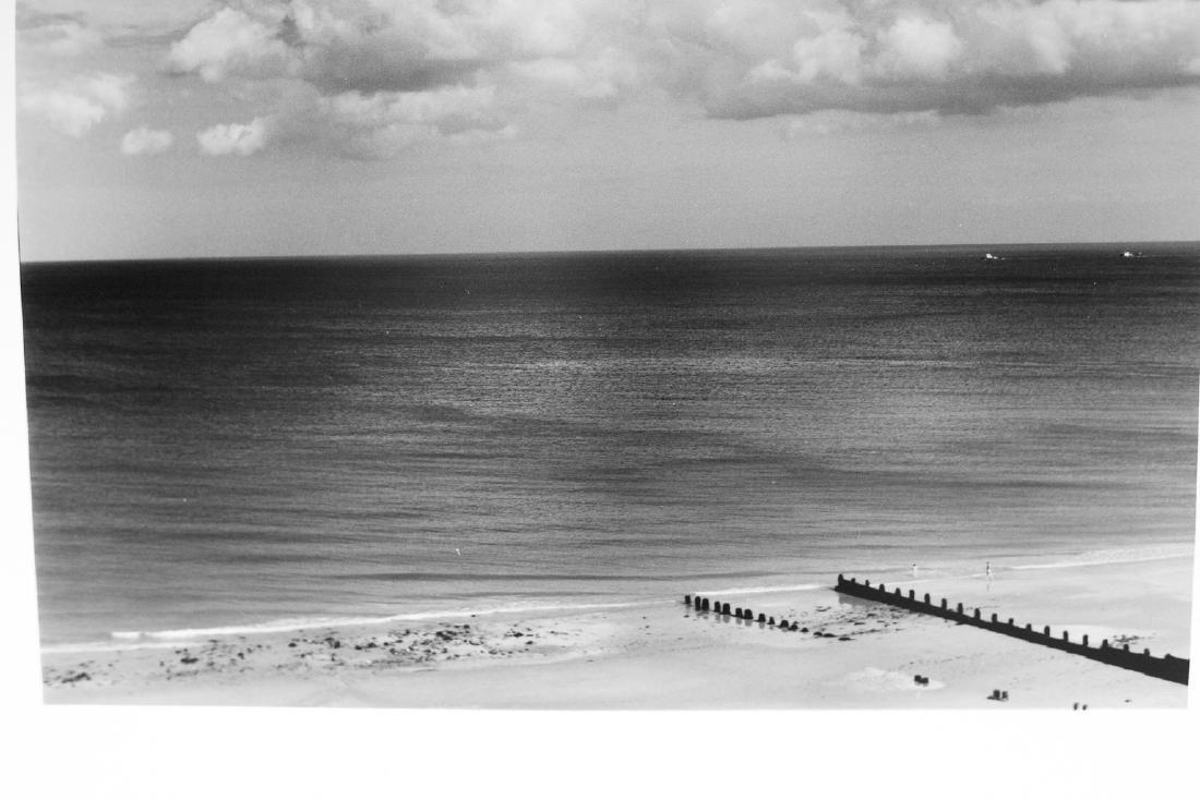 Paul Cooklin (1971- ) AP 1/5 - 'Cromer Seafront, North - 4