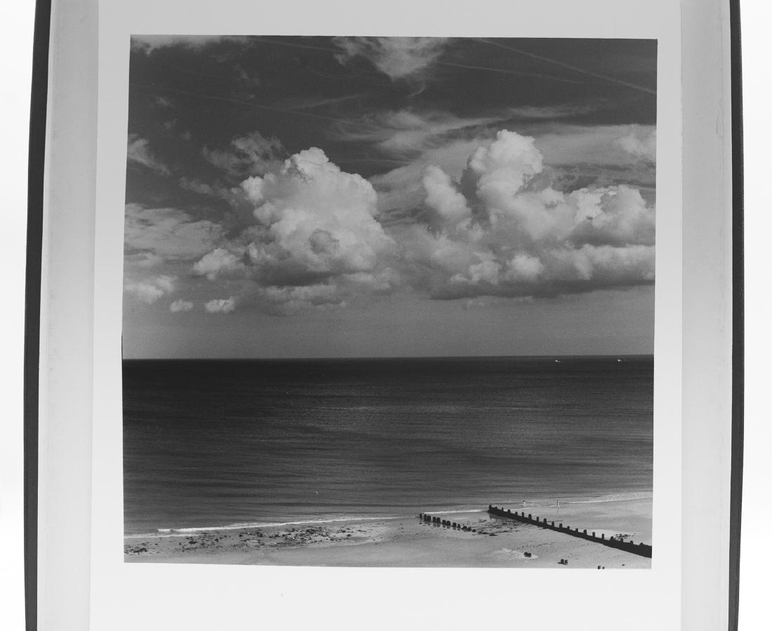 Paul Cooklin (1971- ) AP 1/5 - 'Cromer Seafront, North - 6