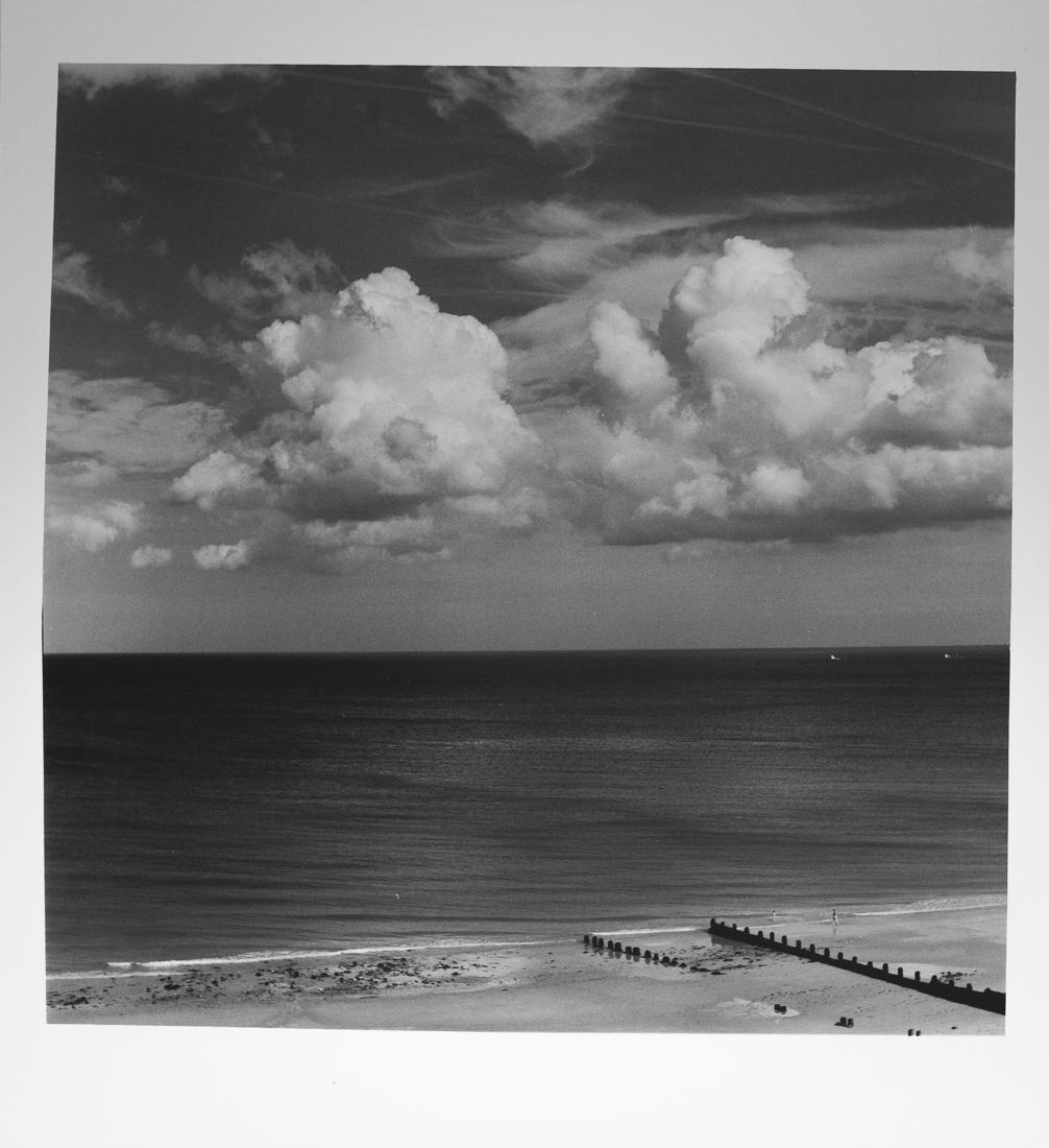 Paul Cooklin (1971- ) AP 1/5 - 'Cromer Seafront, North - 7