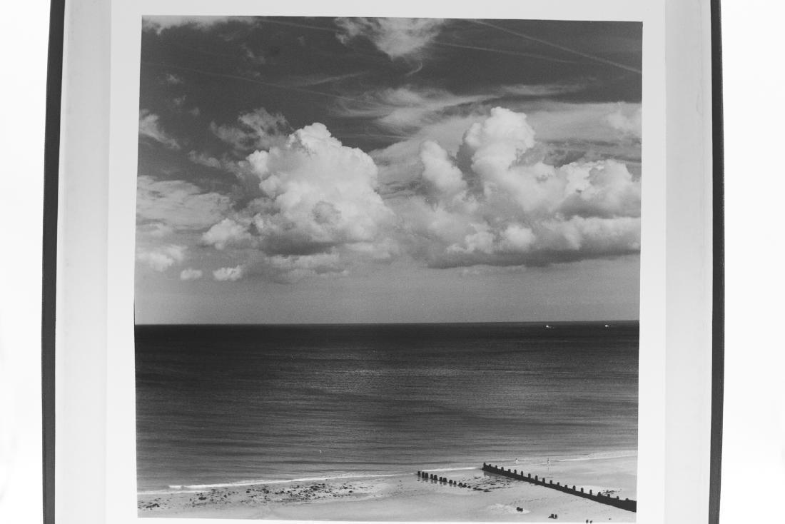 Paul Cooklin (1971- ) AP 1/5 - 'Cromer Seafront, North - 8