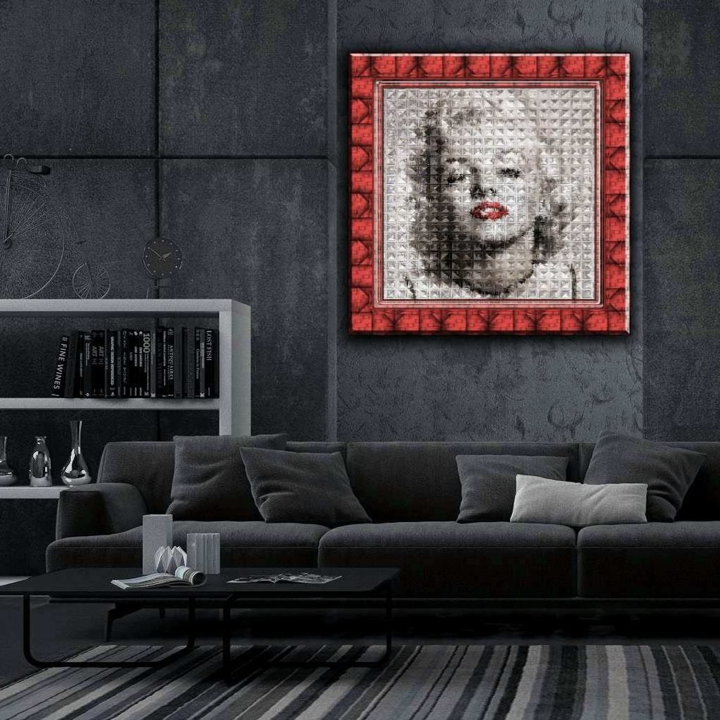 ART GRAFTS Print Marilyn, Refraction #1 - 6