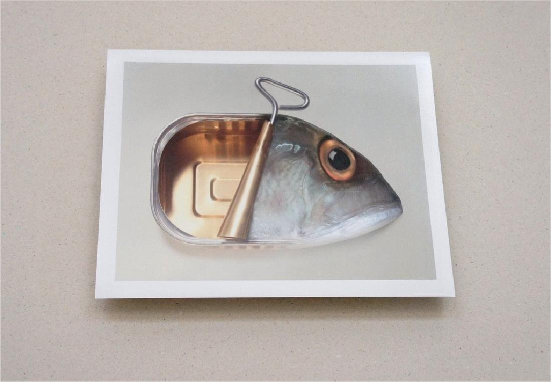 ART GRAFTS Print Surreal Fishions Folio - 2
