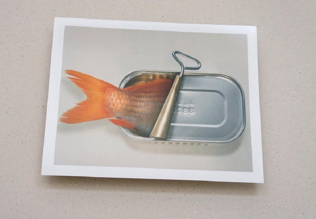 ART GRAFTS Print Surreal Fishions Folio - 3