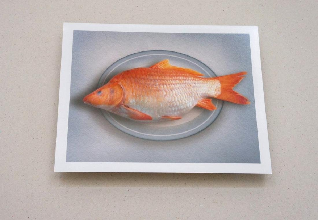 ART GRAFTS Print Surreal Fishions Folio - 4