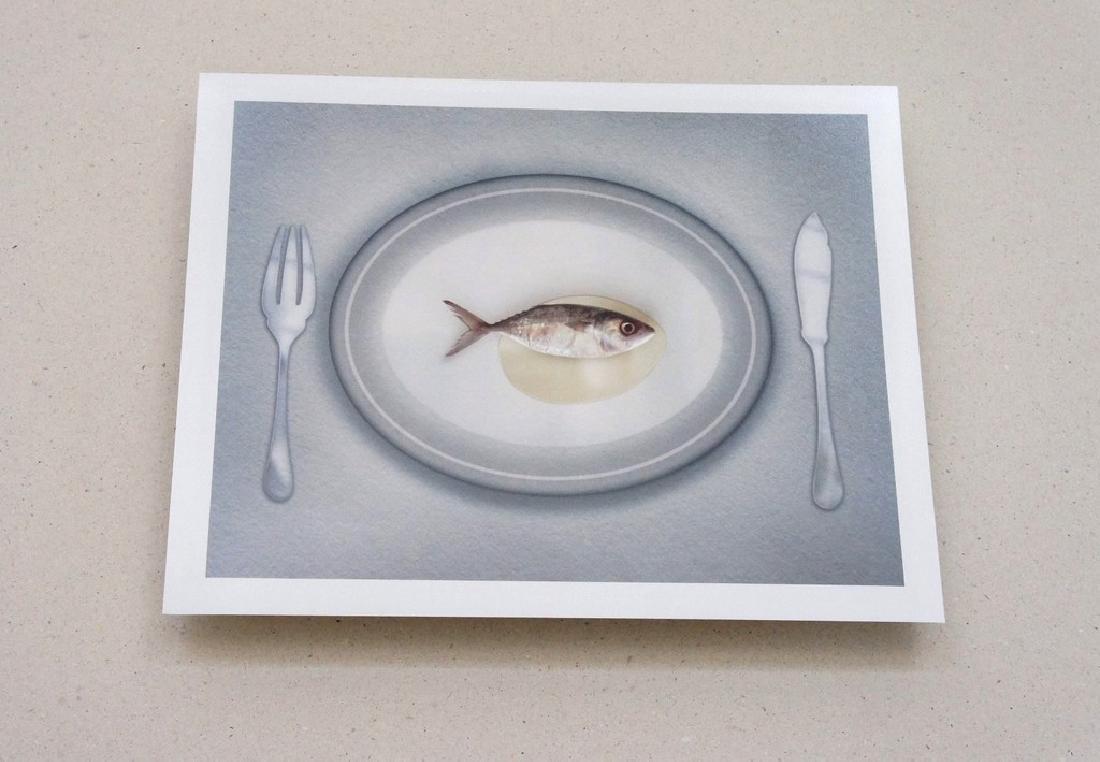 ART GRAFTS Print Surreal Fishions Folio - 5