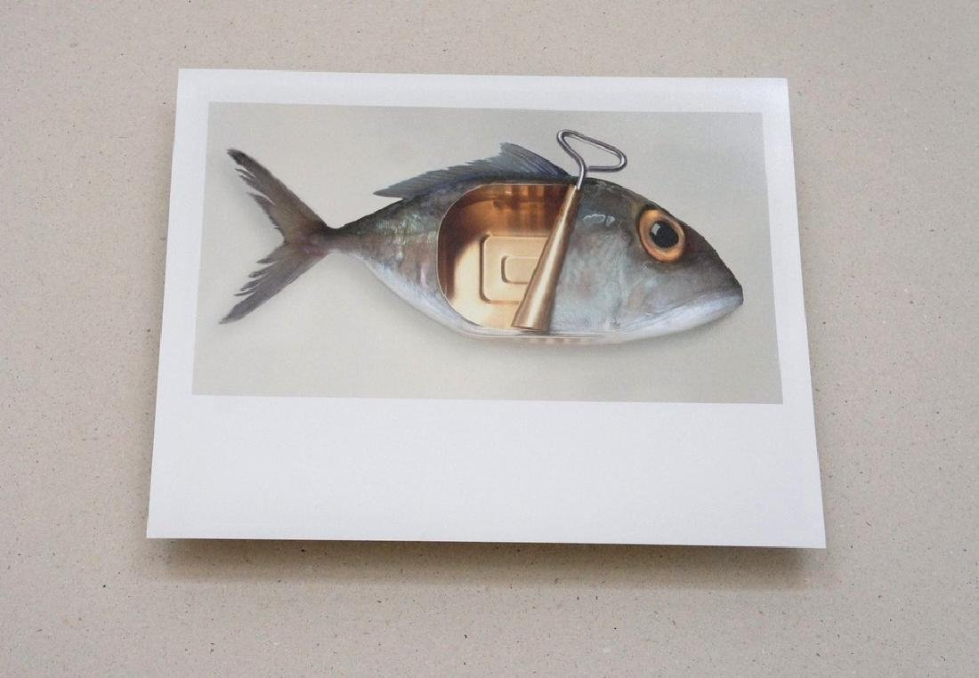 ART GRAFTS Print Surreal Fishions Folio - 7
