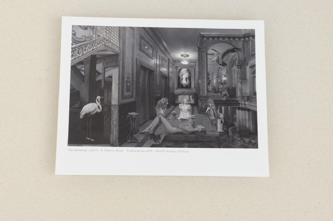 Dominic Rouse Print Surreal Visions Folio - 4