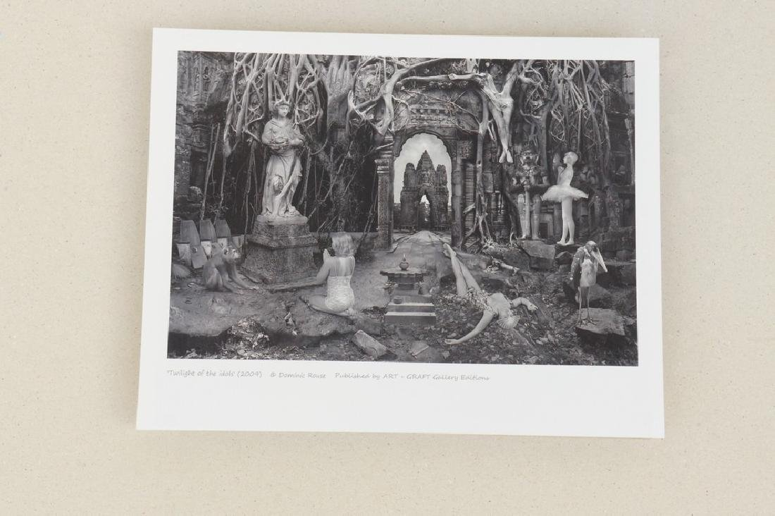 Dominic Rouse Print Surreal Visions Folio - 5