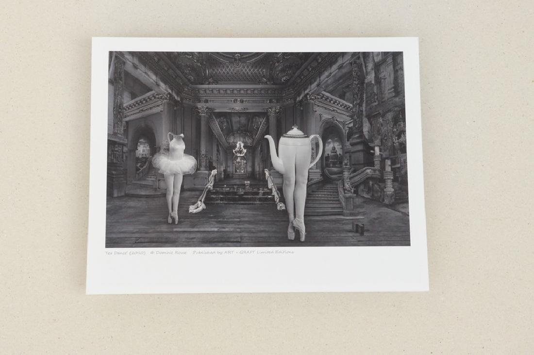 Dominic Rouse Print Surreal Visions Folio - 6