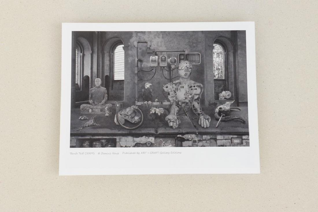 Dominic Rouse Print Surreal Visions Folio - 7