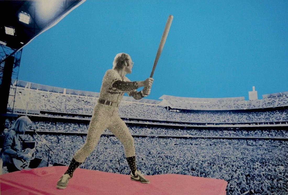 Elton John: Home Run-Dodger Stadium 1975