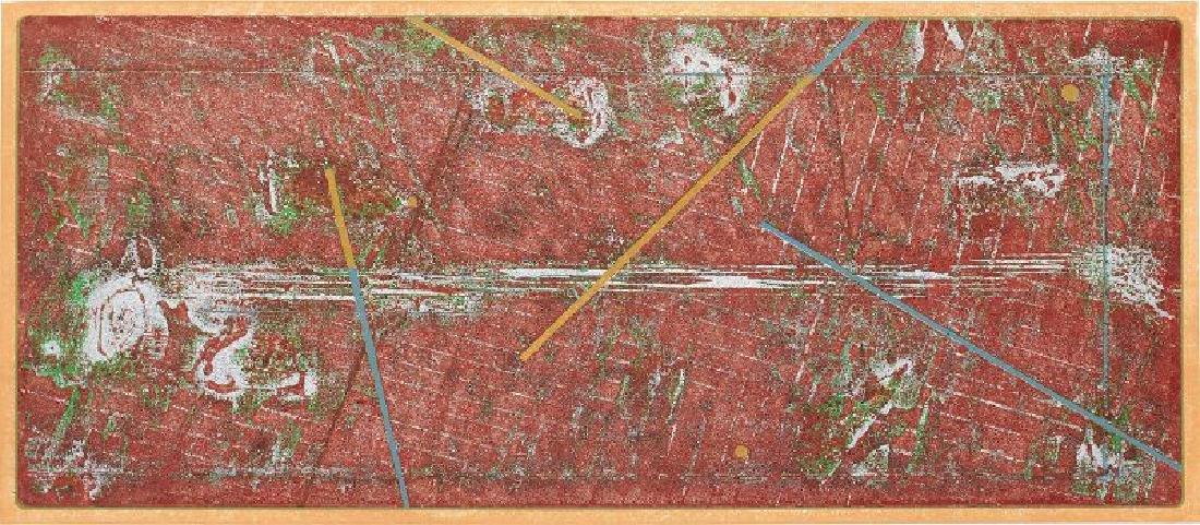 Yuichi Hasegawa Japanese Woodblock Print Record - 2