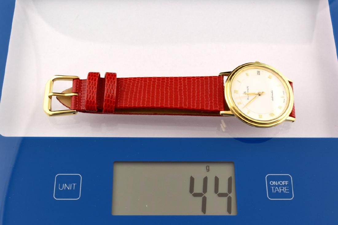 Excellent Blancpain Ultra Slim Automatic Gold - 18K - 12