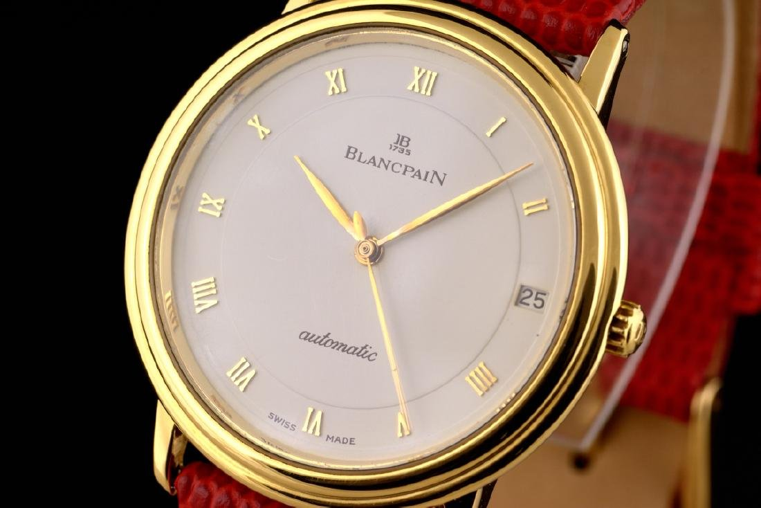 Excellent Blancpain Ultra Slim Automatic Gold - 18K - 2